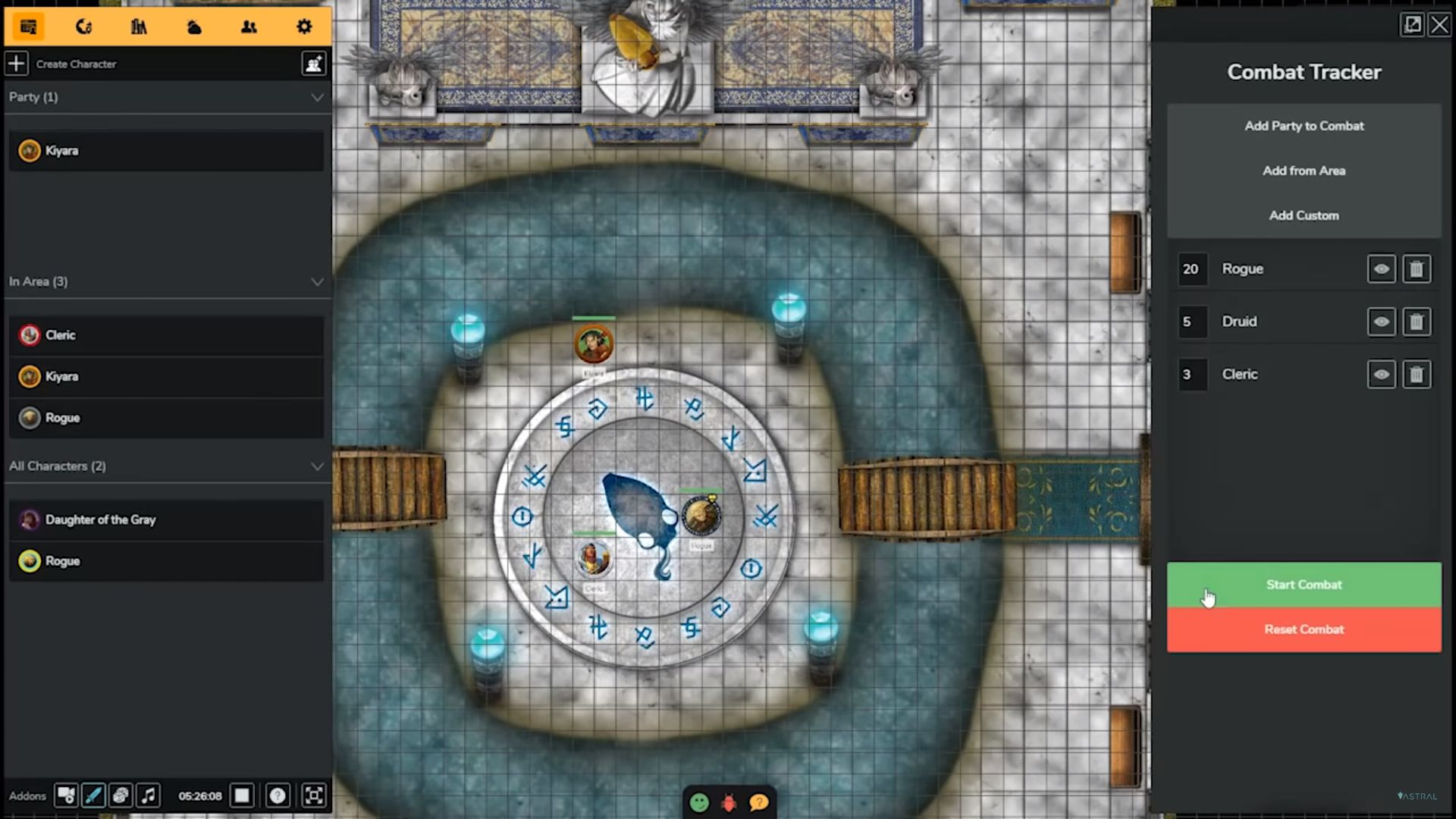 Astral is a New Online Tool For DUNGEONS & DRAGONS with a