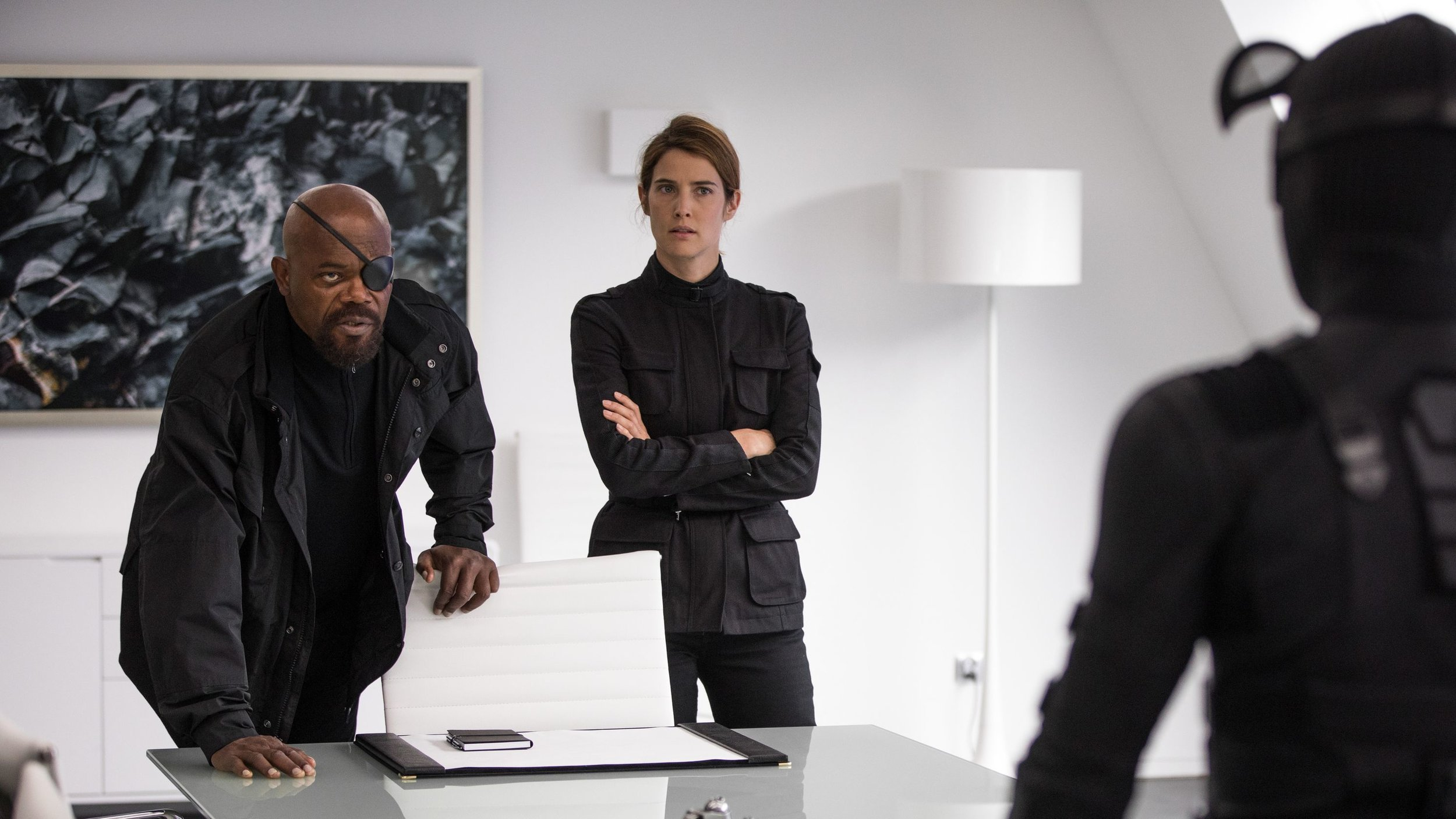 Image result for spider man far from home high nick fury