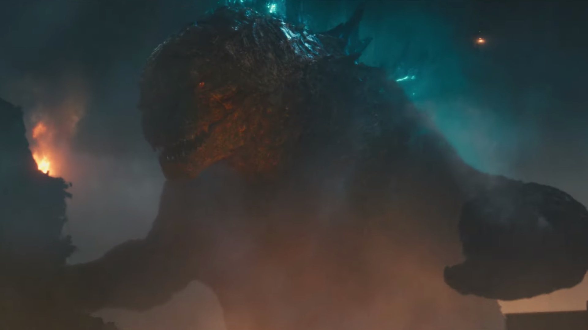 Epic Jaw Dropping Final Trailer For Godzilla King Of The