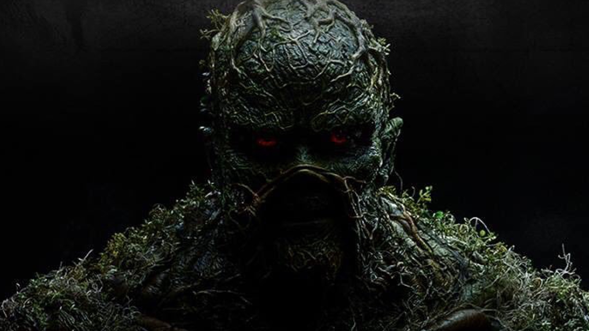 Image result for Swamp thing - poster - HD Image