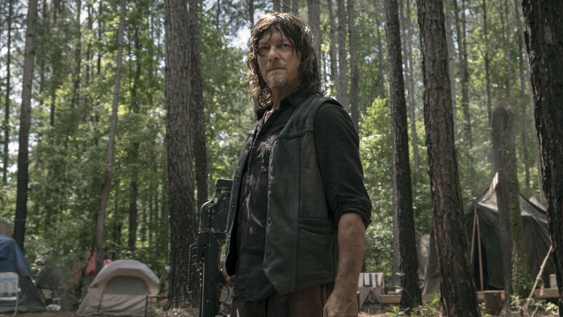 AMC CEO Says That THE WALKING DEAD is Only Just Beginning To