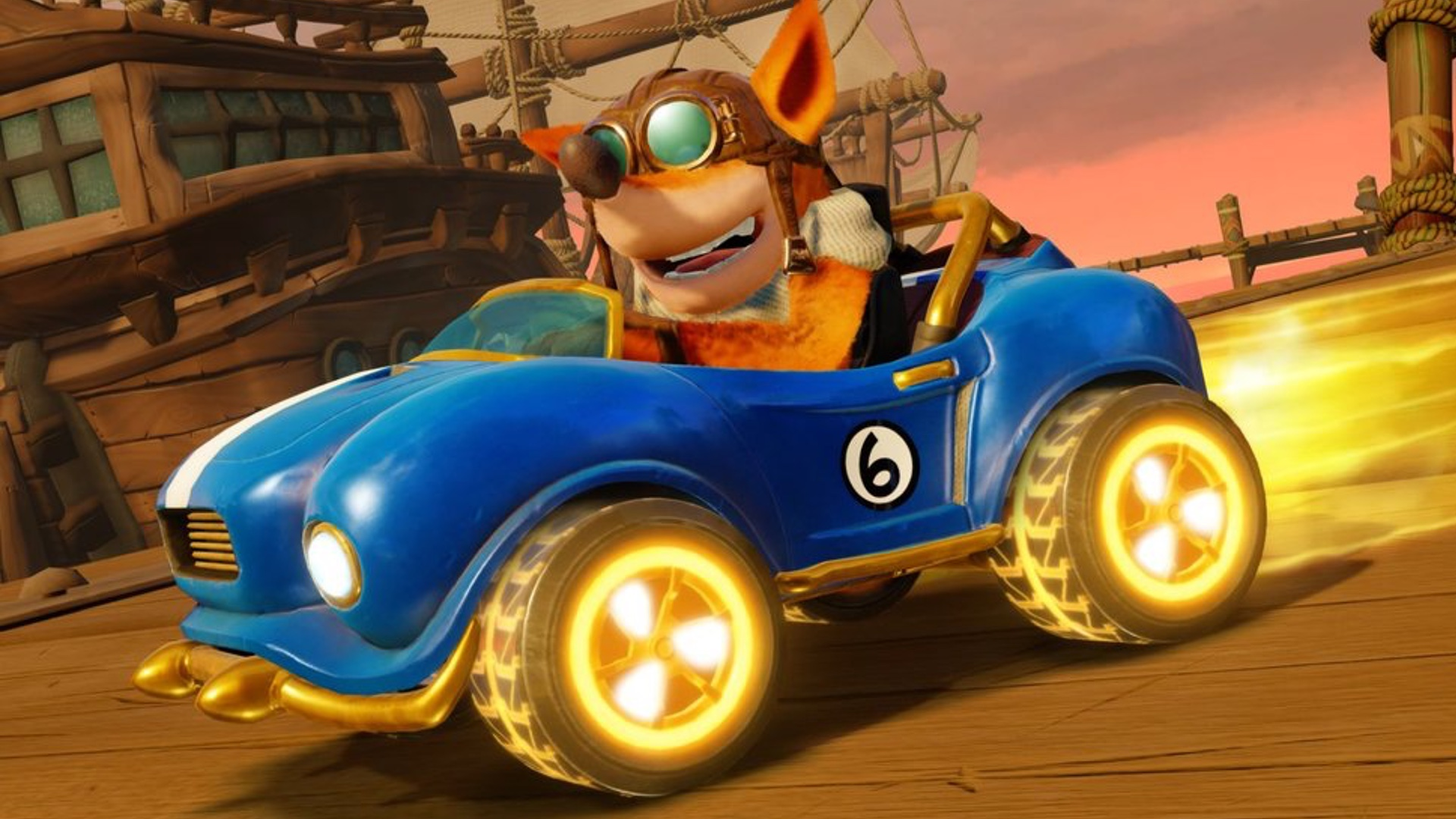 Kart and Character Customization is Coming to CRASH TEAM RACING