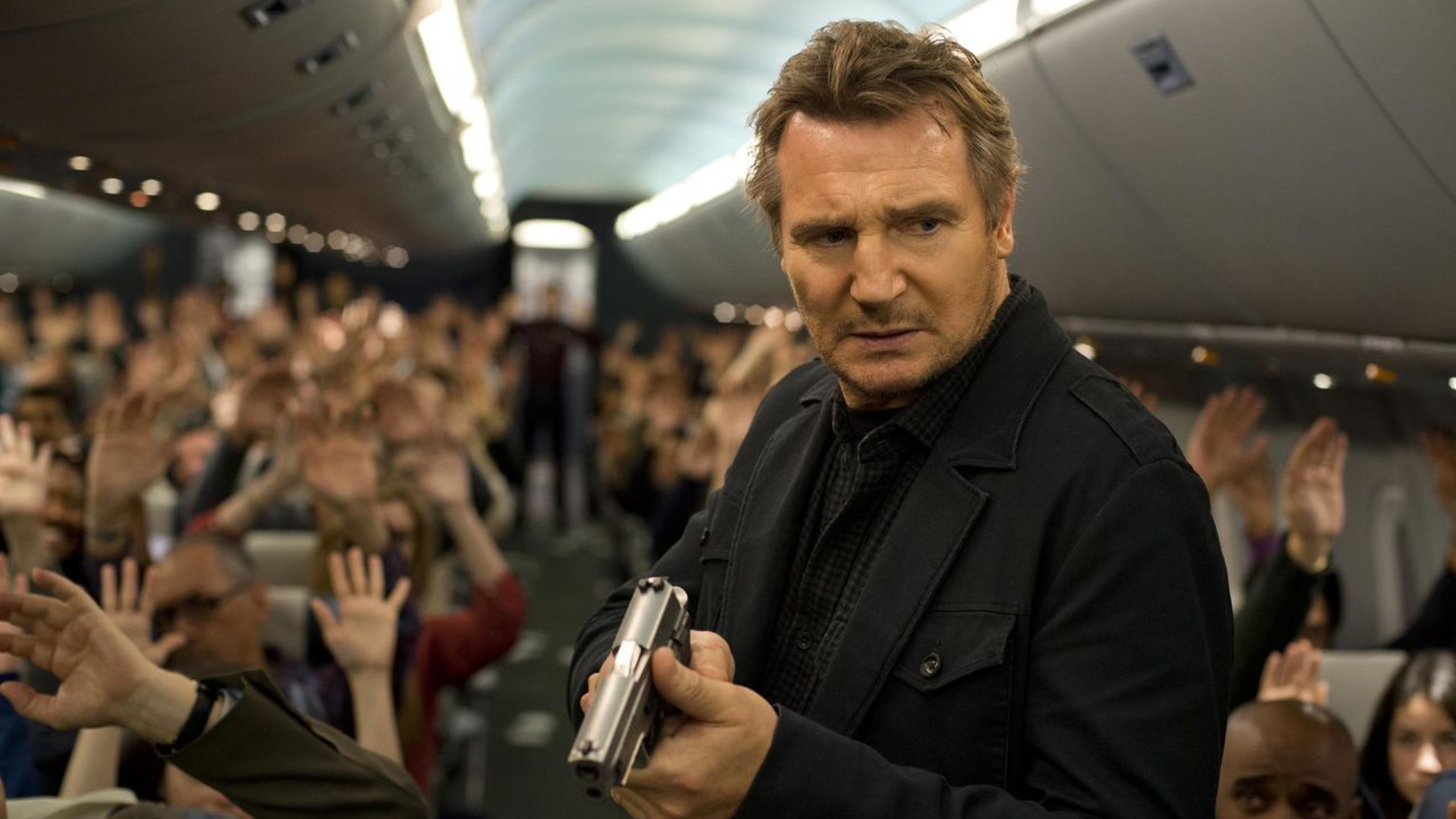Liam Neeson Will Star in Another New Action Thriller Called