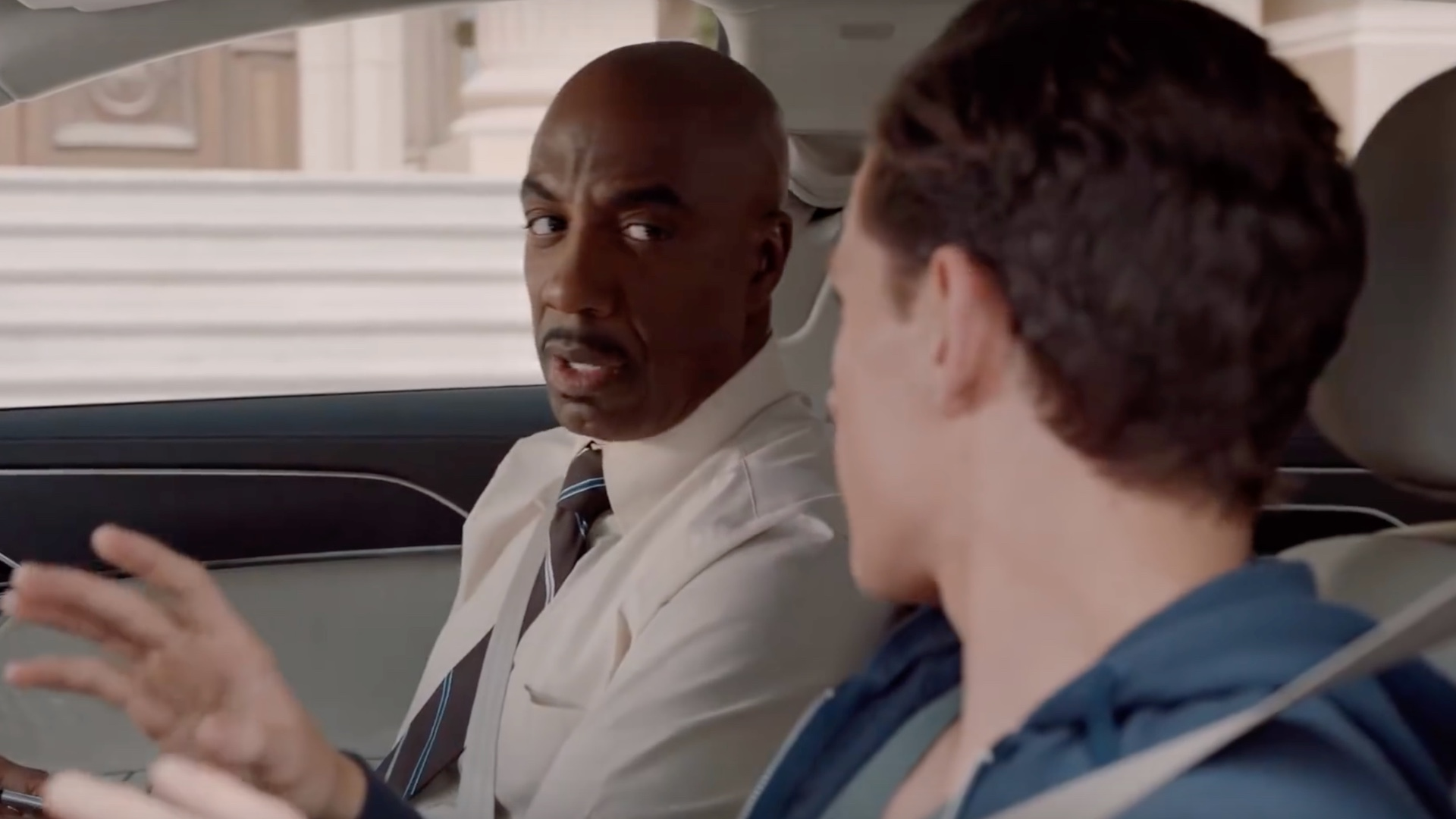 Image result for J.B. Smoove - Spider-Man: Far From Home