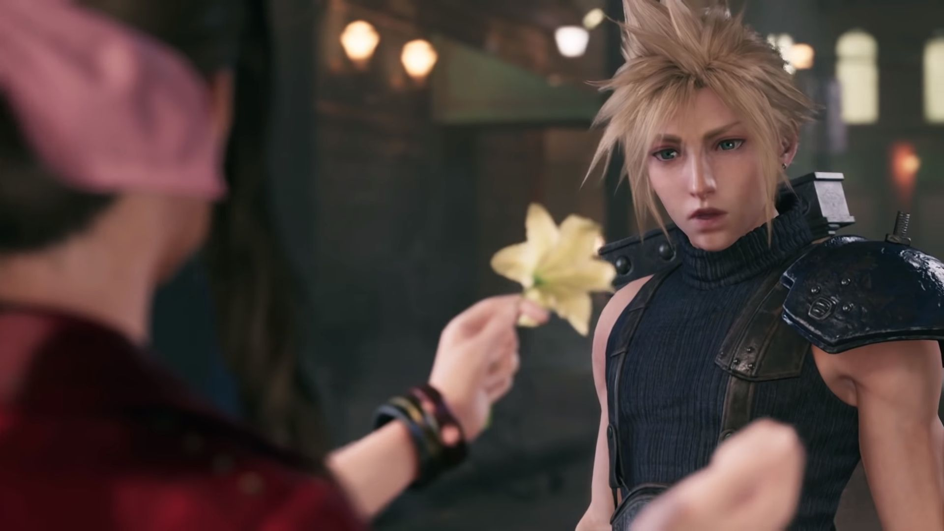 Square Enix Dropped First FINAL FANTASY VII REMAKE Teaser