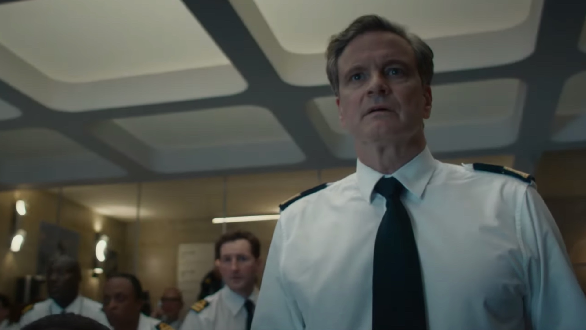Trailer for Colin Firth's Russian Submarine Thriller THE