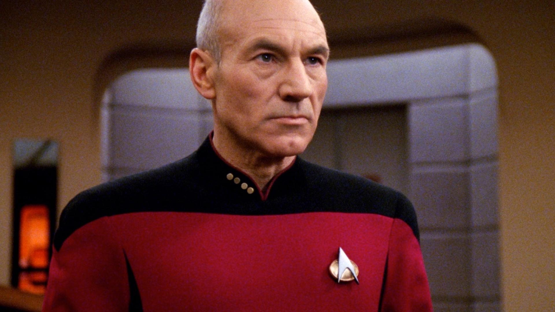 STAR TREK Featurette - What Makes Patrick Stewart's Captain Picard So Iconic?