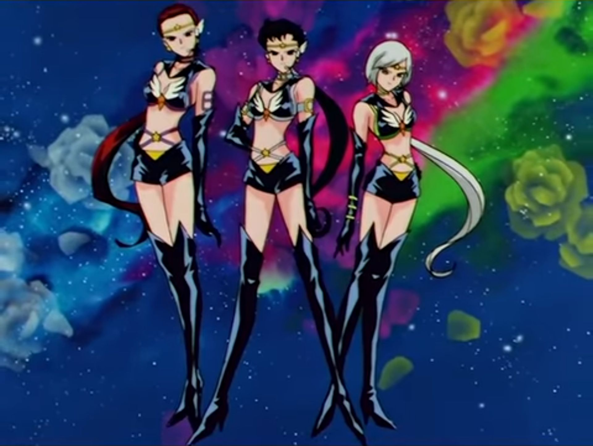 First Look at SAILOR MOON SAILOR STARS Dub and More Casting