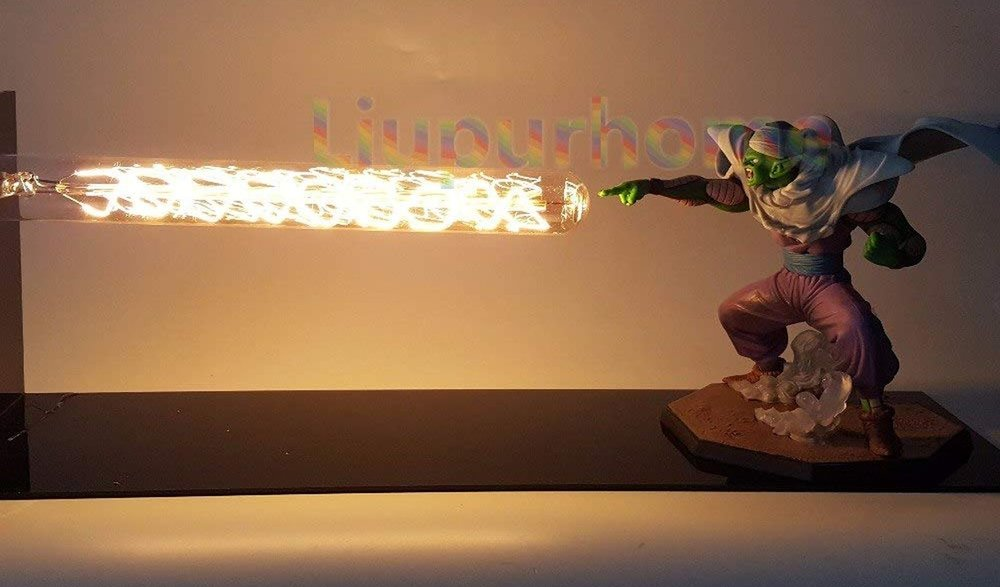 Light Up Your Room with a Special Beam Cannon Lamp