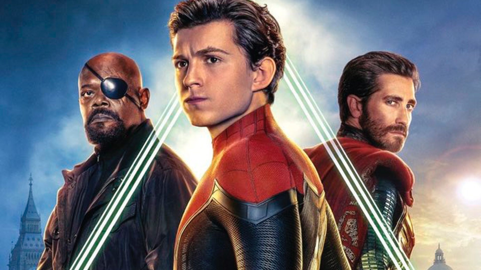 Six New Posters For Marvel's SPIDER-MAN: FAR FROM HOME Focus on