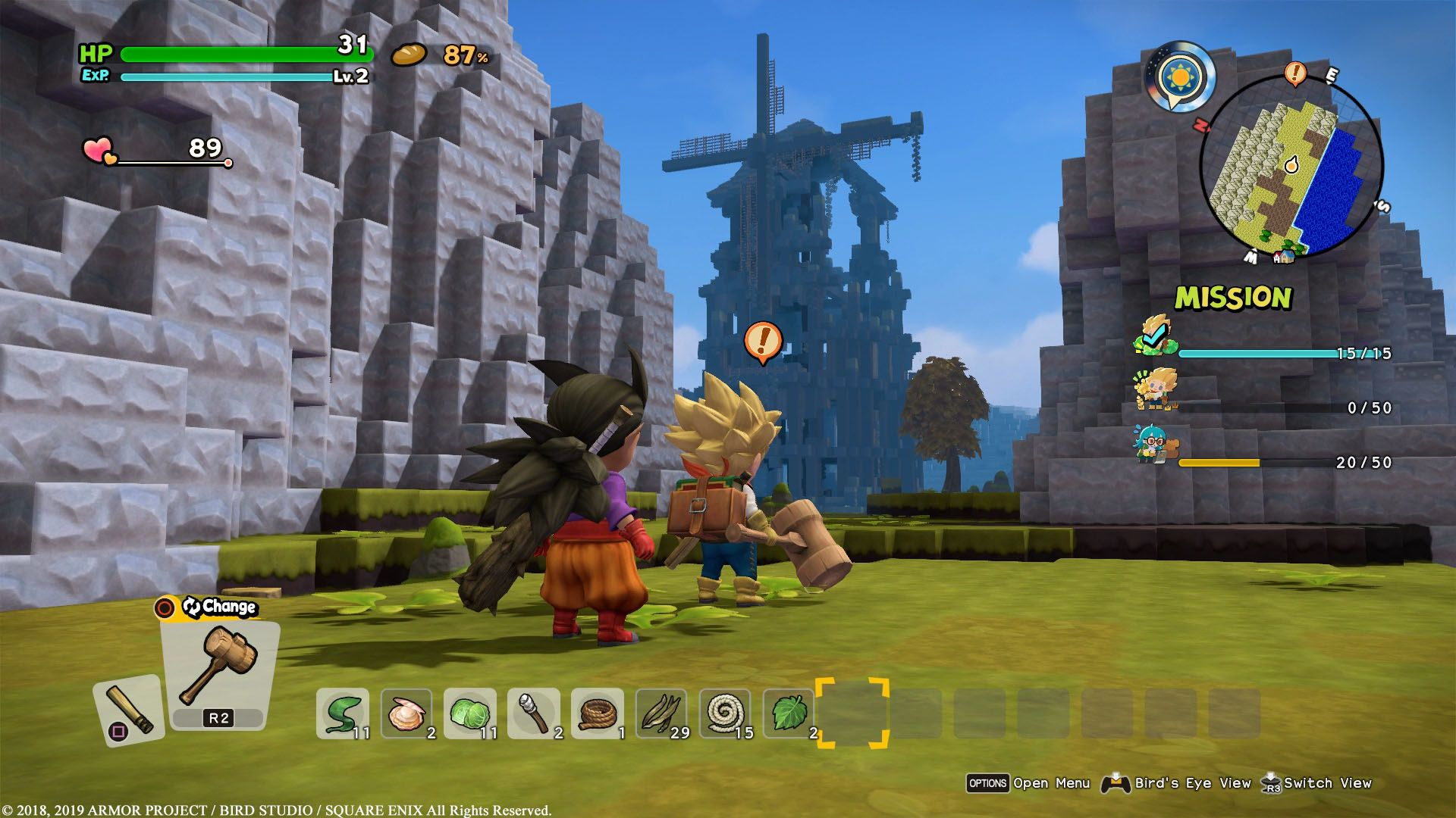 Pre-Purchase DRAGON QUEST BUILDERS 2 Now for Nintendo Switch ...