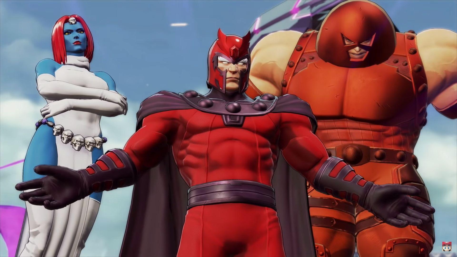 The X Men Arrive In New Trailer For Marvel Ultimate Alliance 3