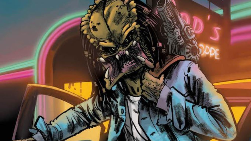 Check Out the Cover Art For Upcoming Editions of ARCHIE VS. PREDATOR II