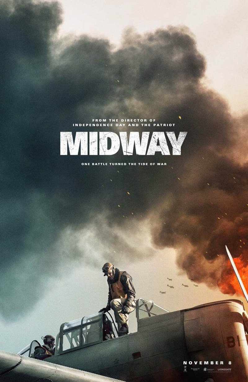 first-poster-for-roland-emmerichs-wwii-film-midway-one-battle-turned-the-tide-of-war