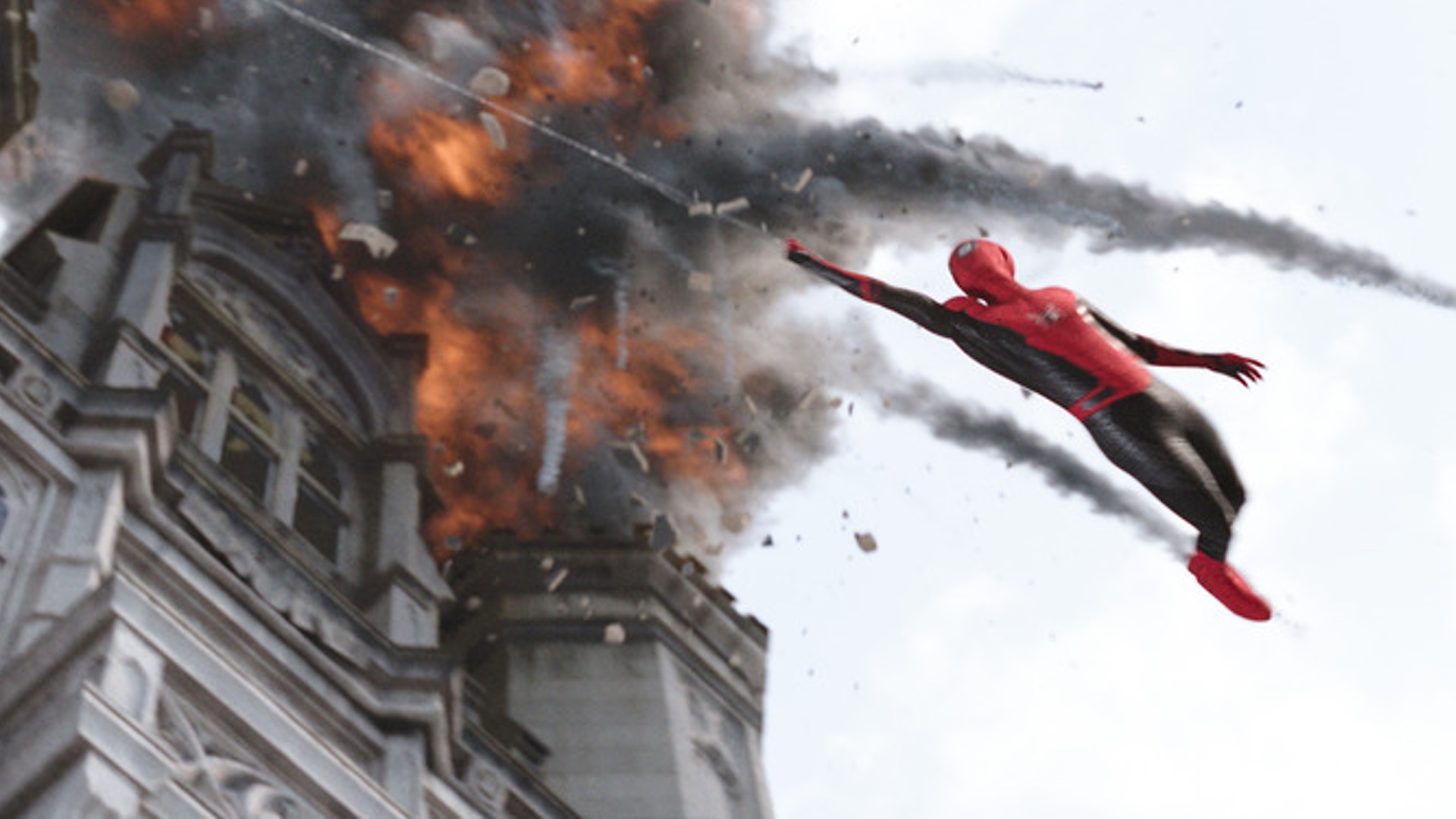 Two Fun New Tv Spots For Spider Man Far From Home Show Off