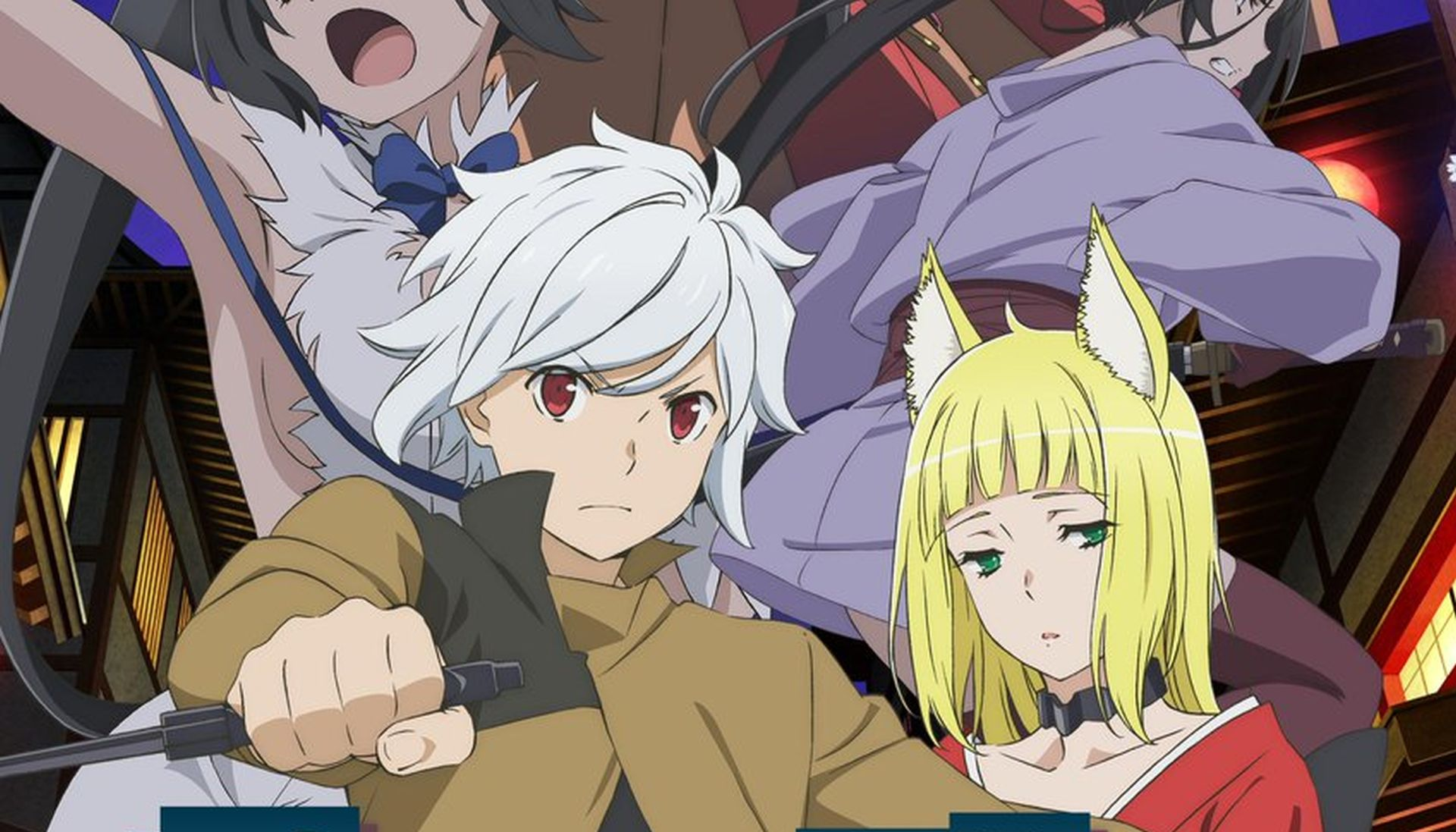 Season 2 Of Is It Wrong To Try To Pick Up Girls In A Dungeon Familia Myth Is Set To Premiere This Summer Geektyrant