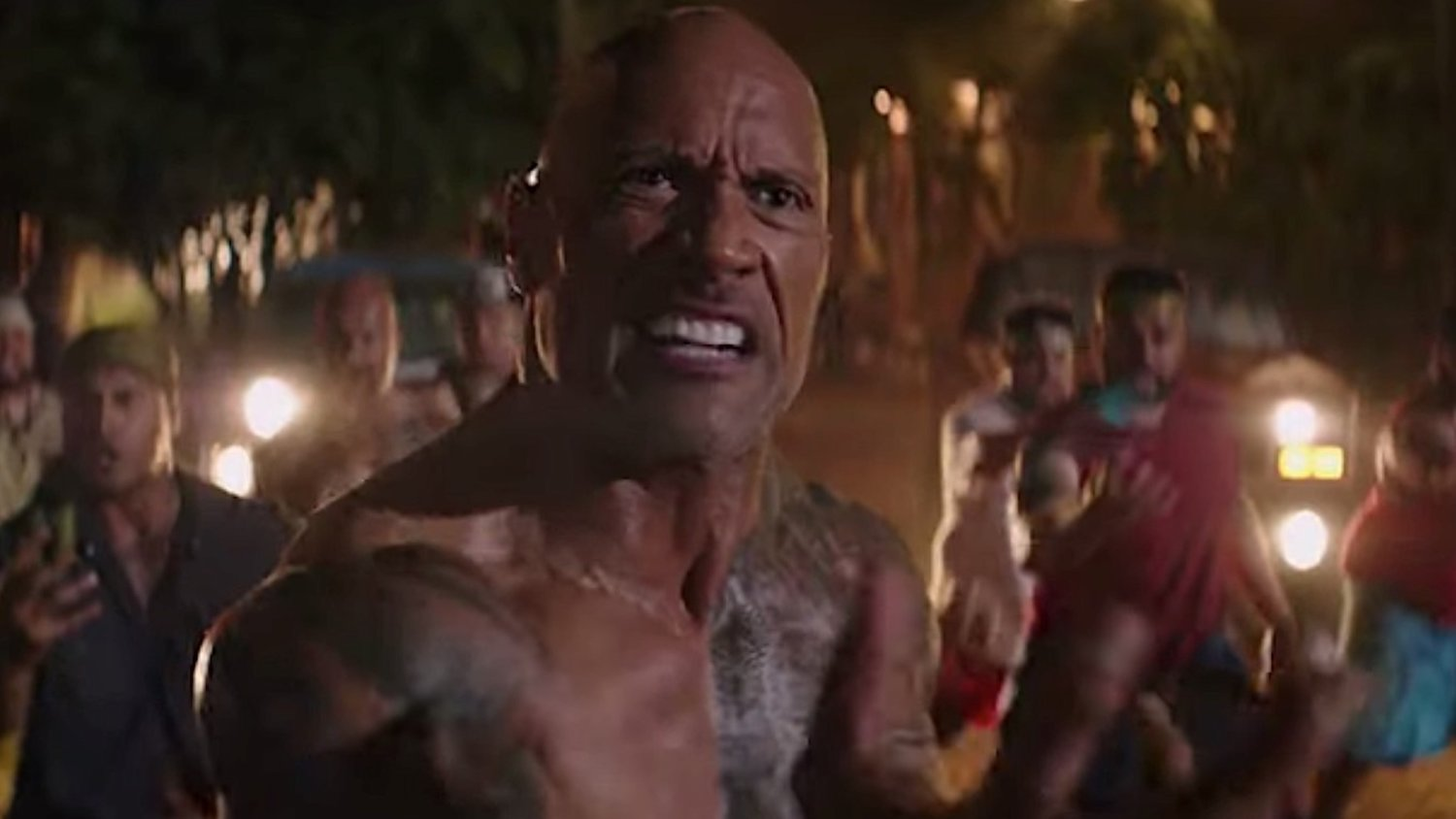 Dwayne Johnson Describes A Brutal Scene From Hobbs Shaw