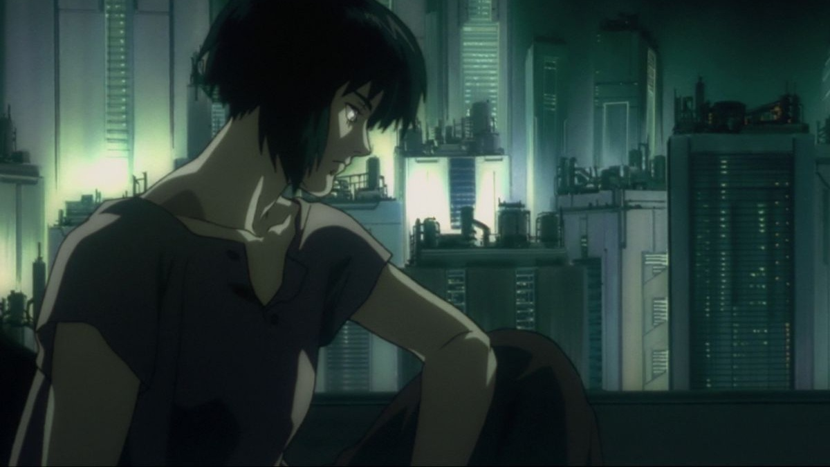 First Piece Of Character Art For Ghost In The Shell Sac 2045 Shared By Netflix Geektyrant