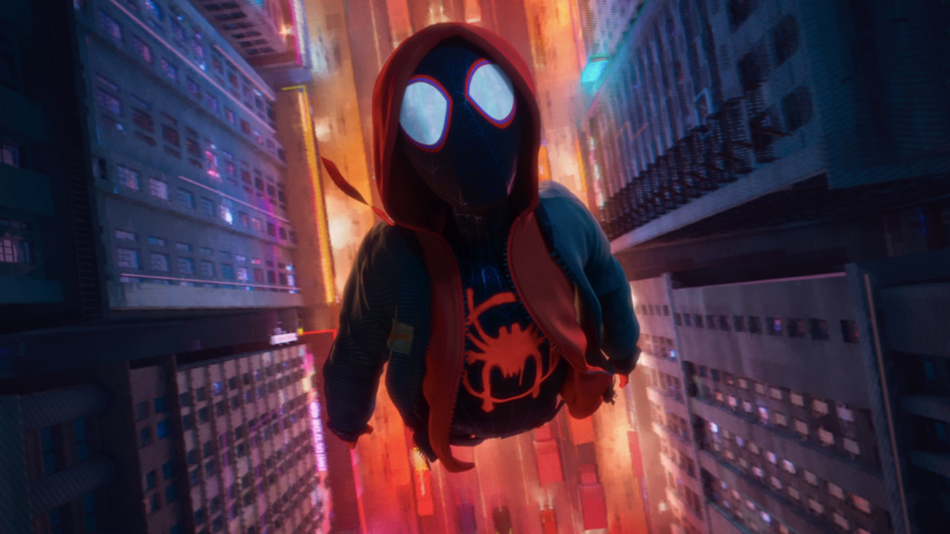 The Spider Man Into The Spider Verse Team Are Hard At Work On The