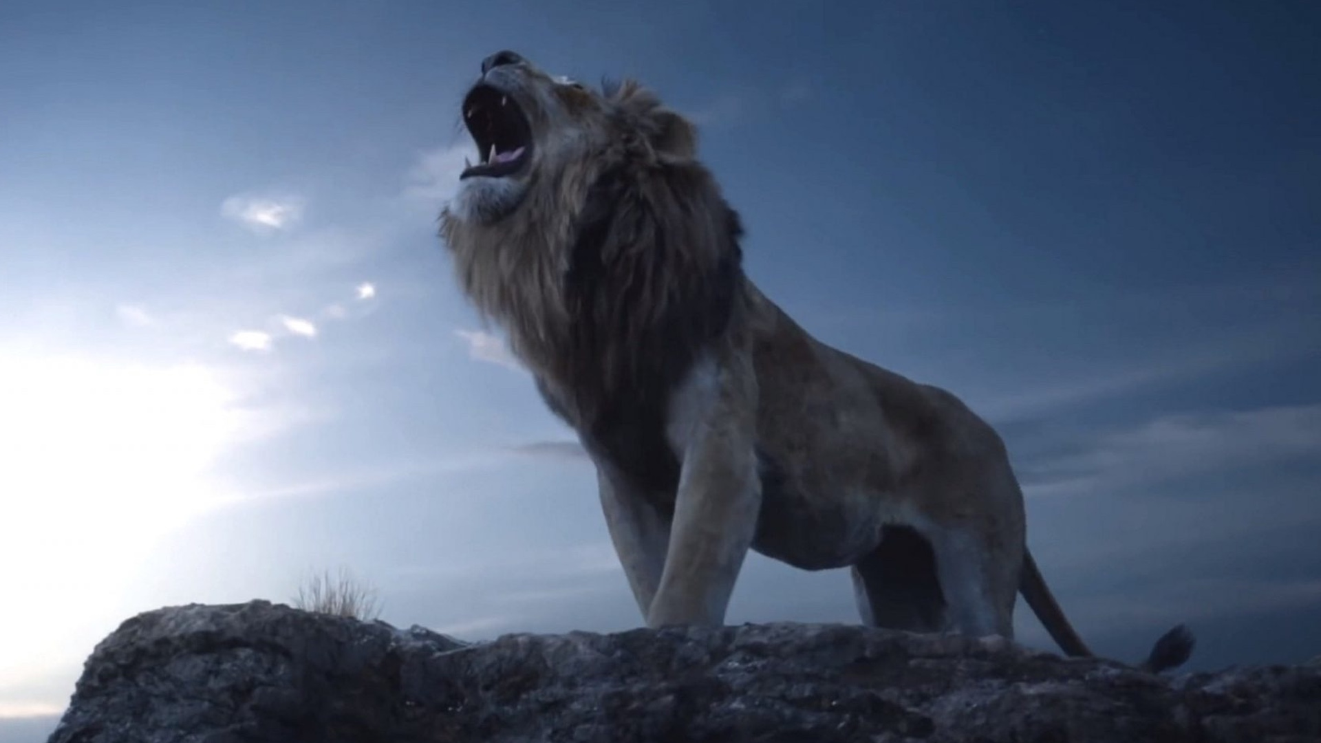 New Tv Spot For The Lion King Features Donald Glover And