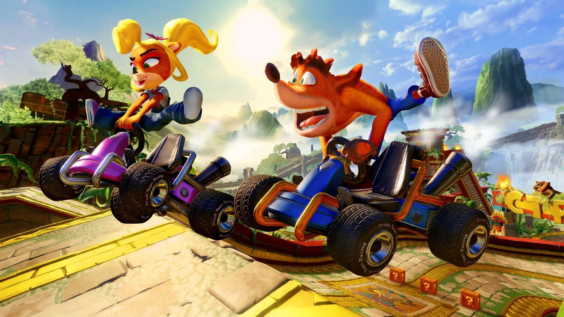 5342aa826 I've been excited for Crash Team Racing Nitro-Fueled for a while. It's made  me think back to good old times with my best friends growing up.
