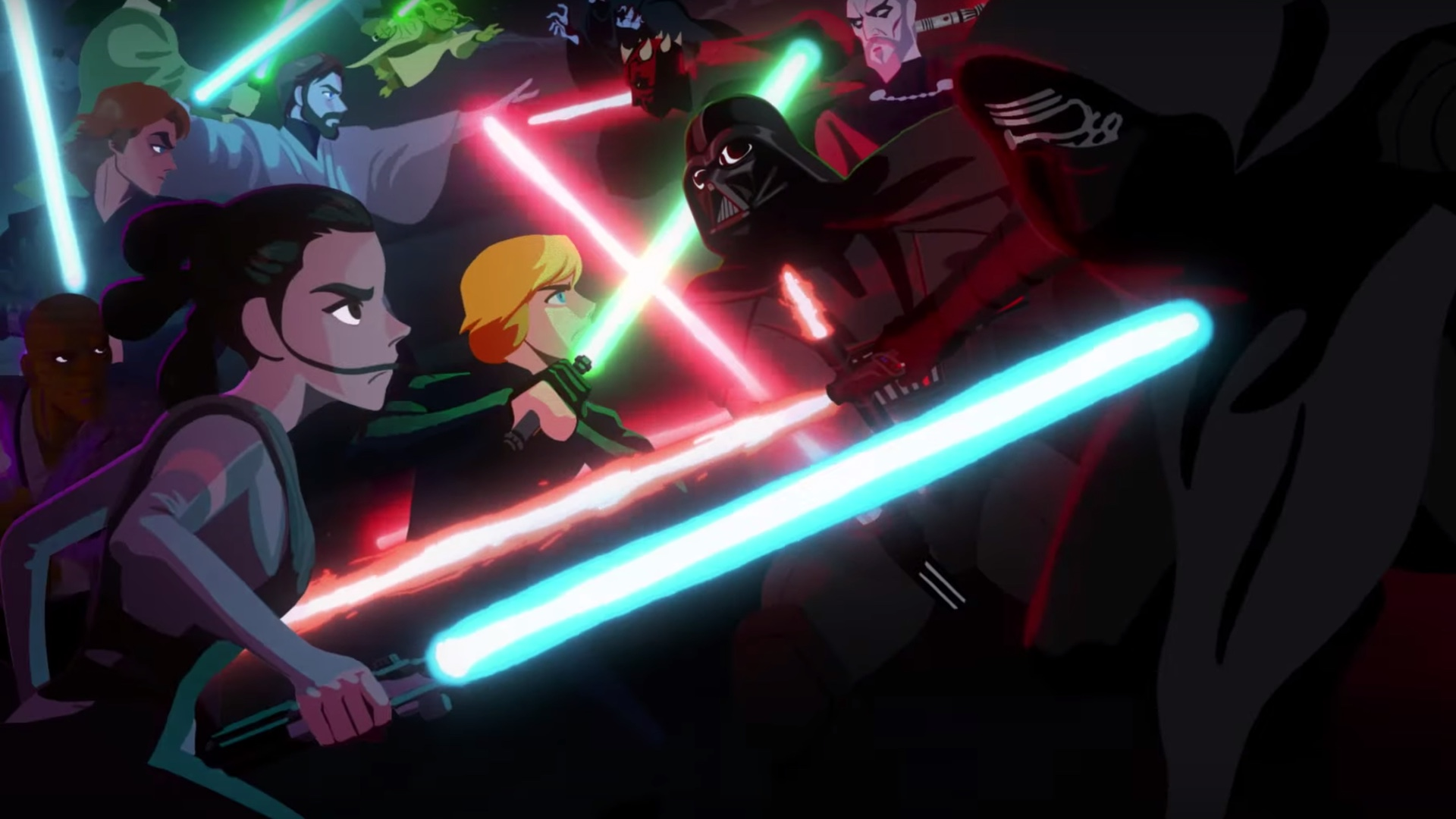 This New Animated Star Wars Galaxy Of Adventures Short Will Reinvigorate Your Love Of The Franchise Geektyrant
