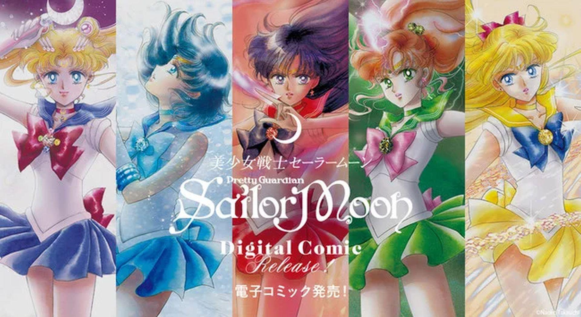 SAILOR MOON ETERNAL EDITION Manga Gets English Digital