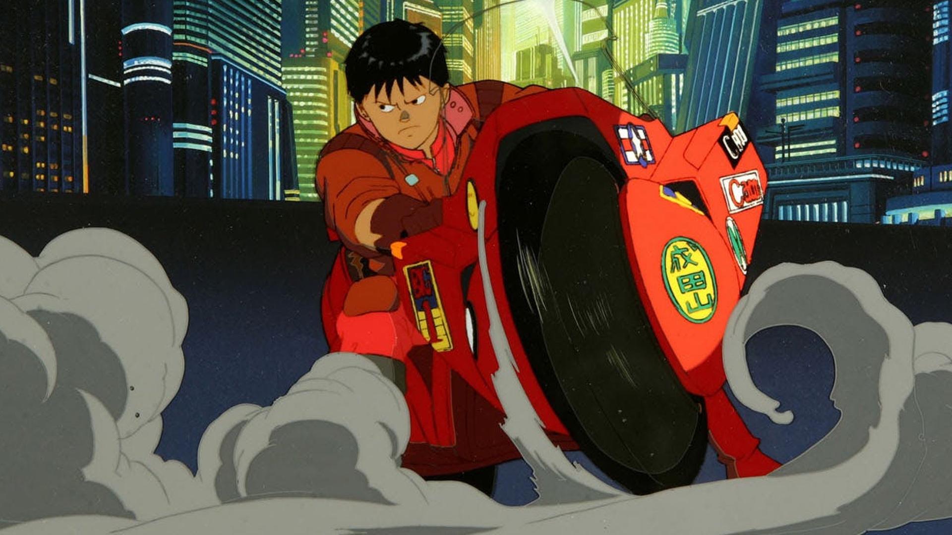 There's an AKIRA Anime Sequel Coming From Creator Katsuhiro