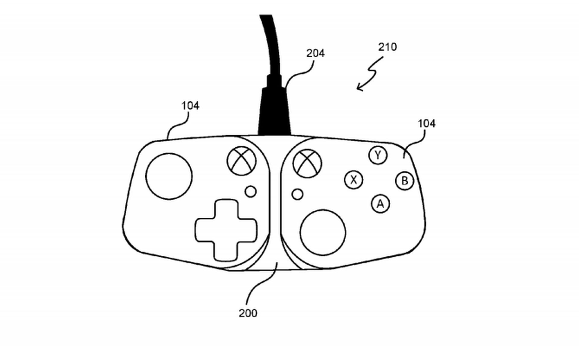 Microsoft Is Trying To Patent New Detachable Controllers For