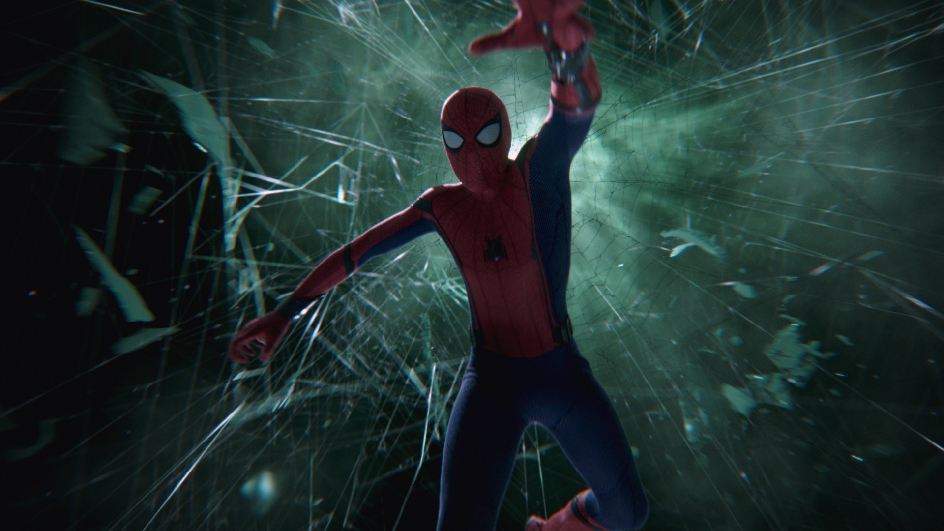 Image result for spider-man far from home ending