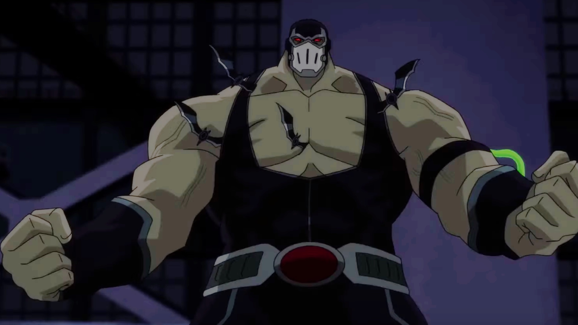 Batman Fights Bane And Catwoman In 2 New Clips From Dc Animation S Batman Hush Geektyrant