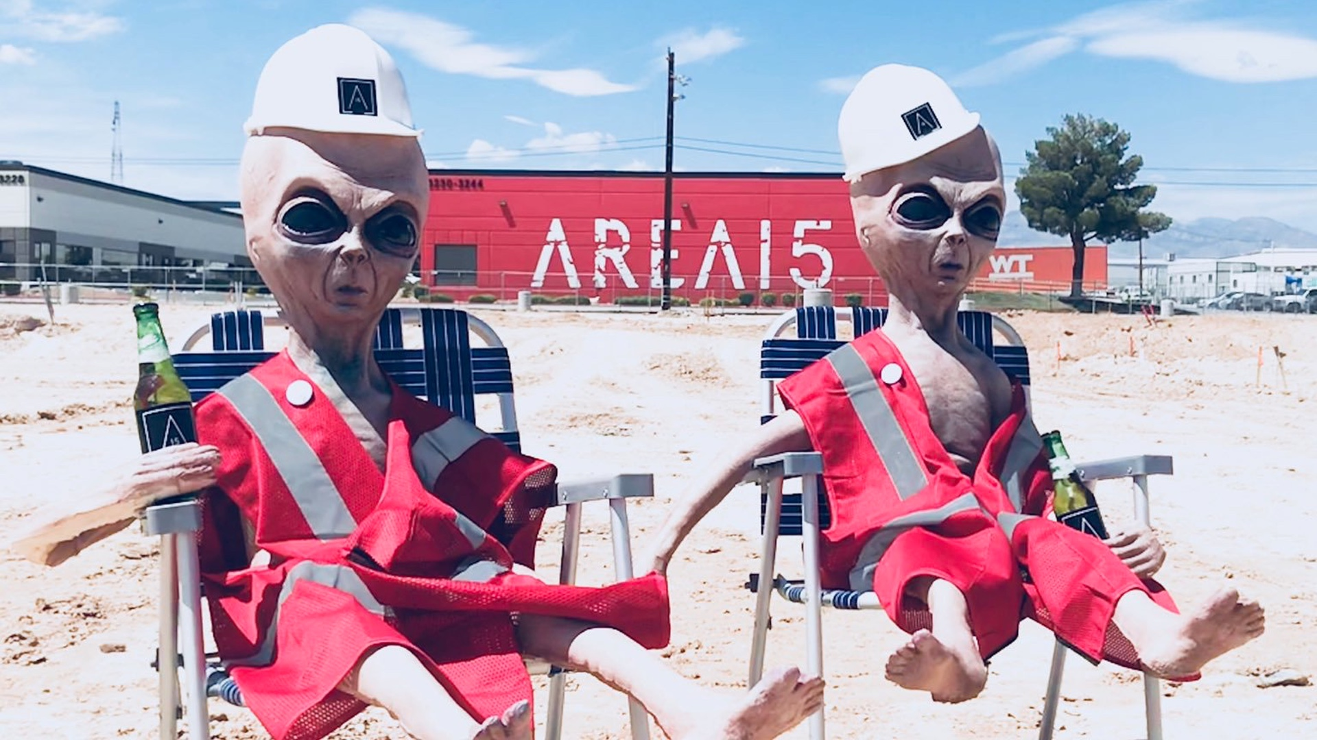 The Area 51 Raid Will Now Be Live Streamed