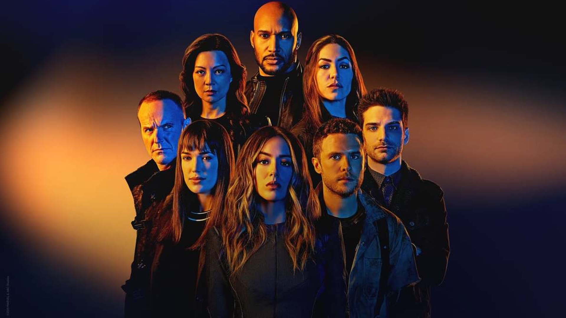 Image result for Agents of shield HAll H