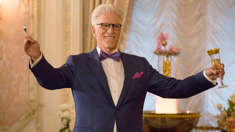 Ted Danson Will Star in a New Comedy Series for NBC from Tina Fey