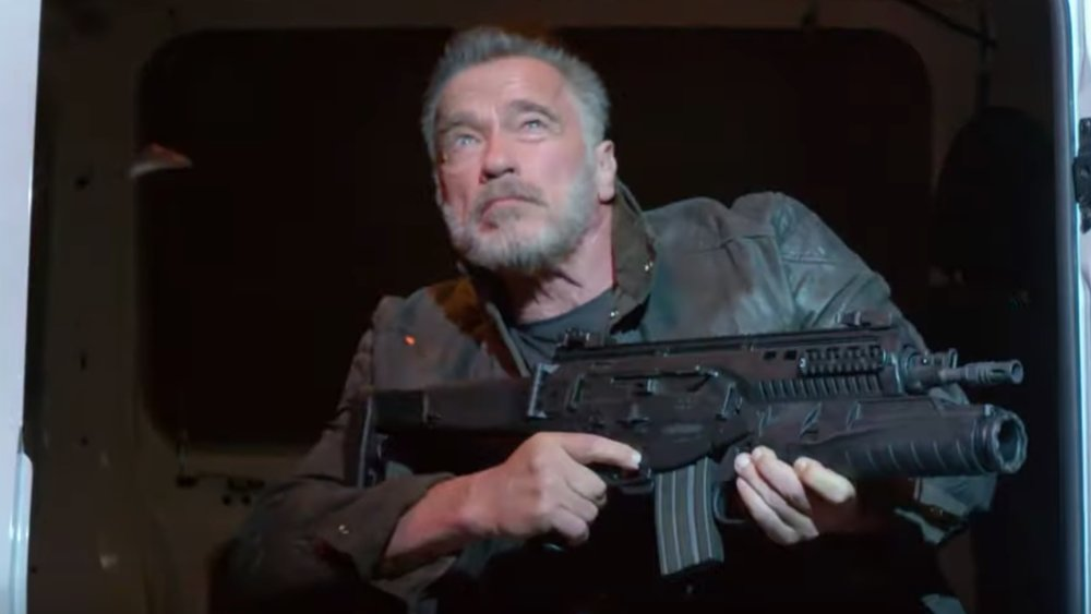 James Cameron Hypes TERMINATOR: DARK FATE in Cool Comic-Con Featurette with New Footage!