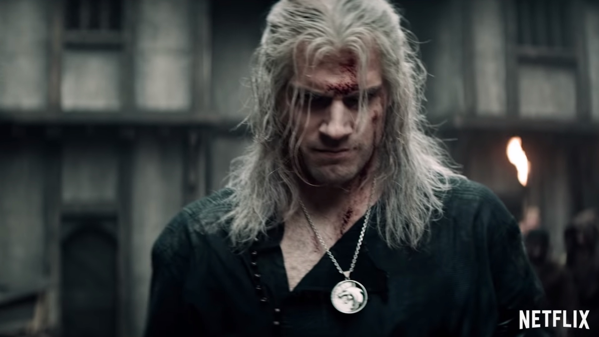 Netflix Unleashes The First Badass Trailer For The Witcher