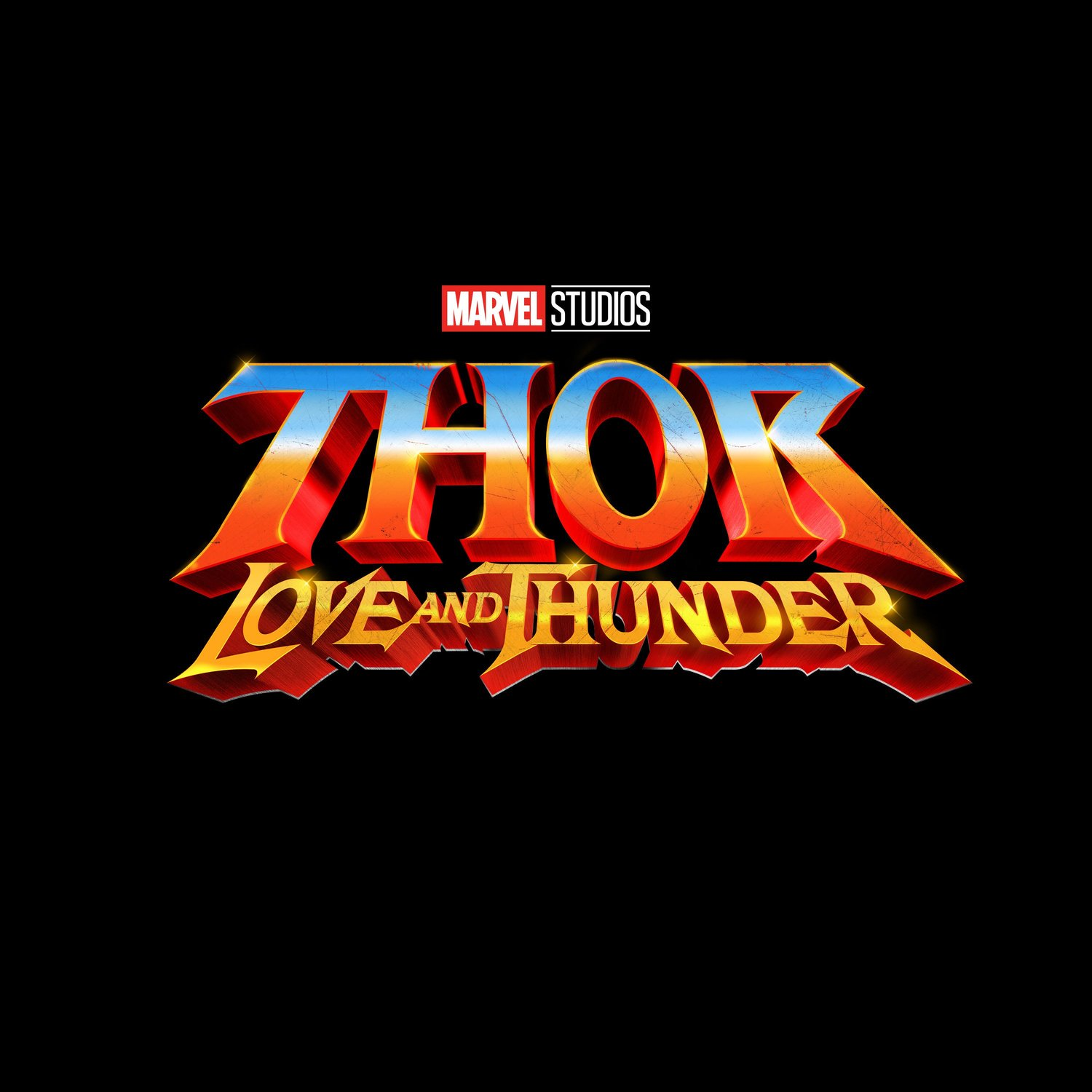 Thor: Love and Thunder da Marvel Studios.