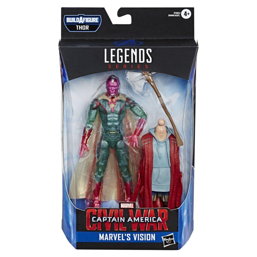 Hasbro Reveals New Marvel Legends Figures — GeekTyrant