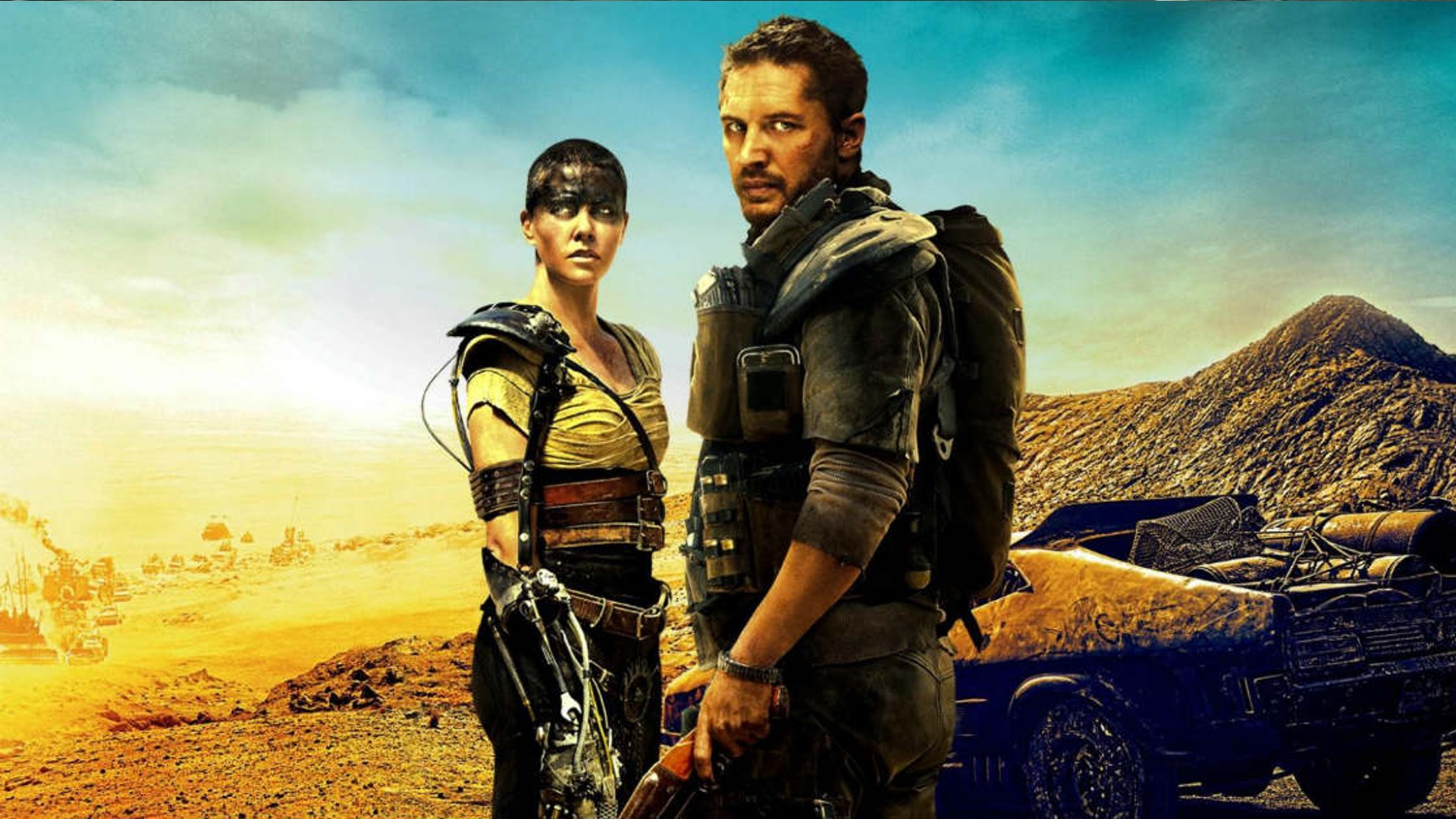 George Miller Says The Long Awaited Mad Max Fury Road Sequels Are
