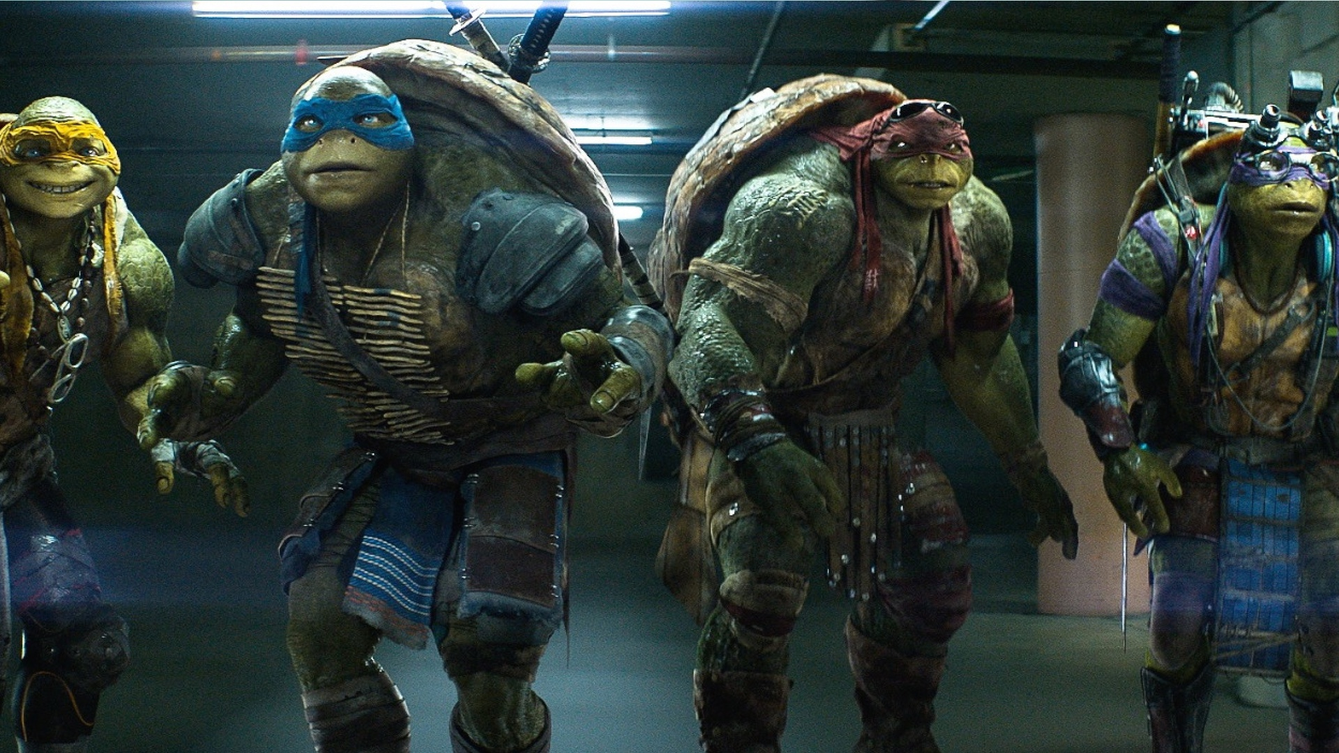 There S Another Teenage Mutant Ninja Turtles Movie In The Works And It Will Be Next Level Type Stuff Geektyrant
