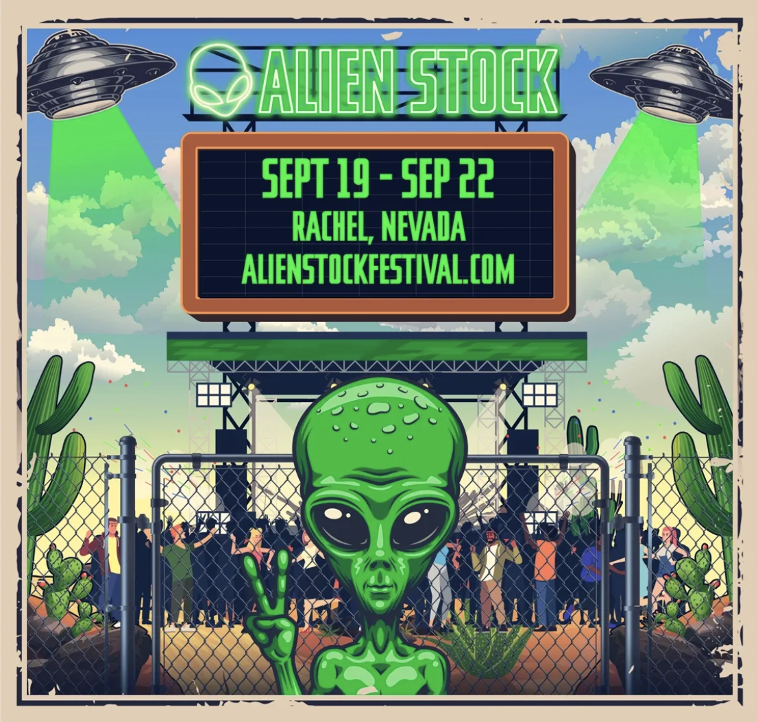 The Creator of the Area 51 Raid Is Turning It Into a Festival Called