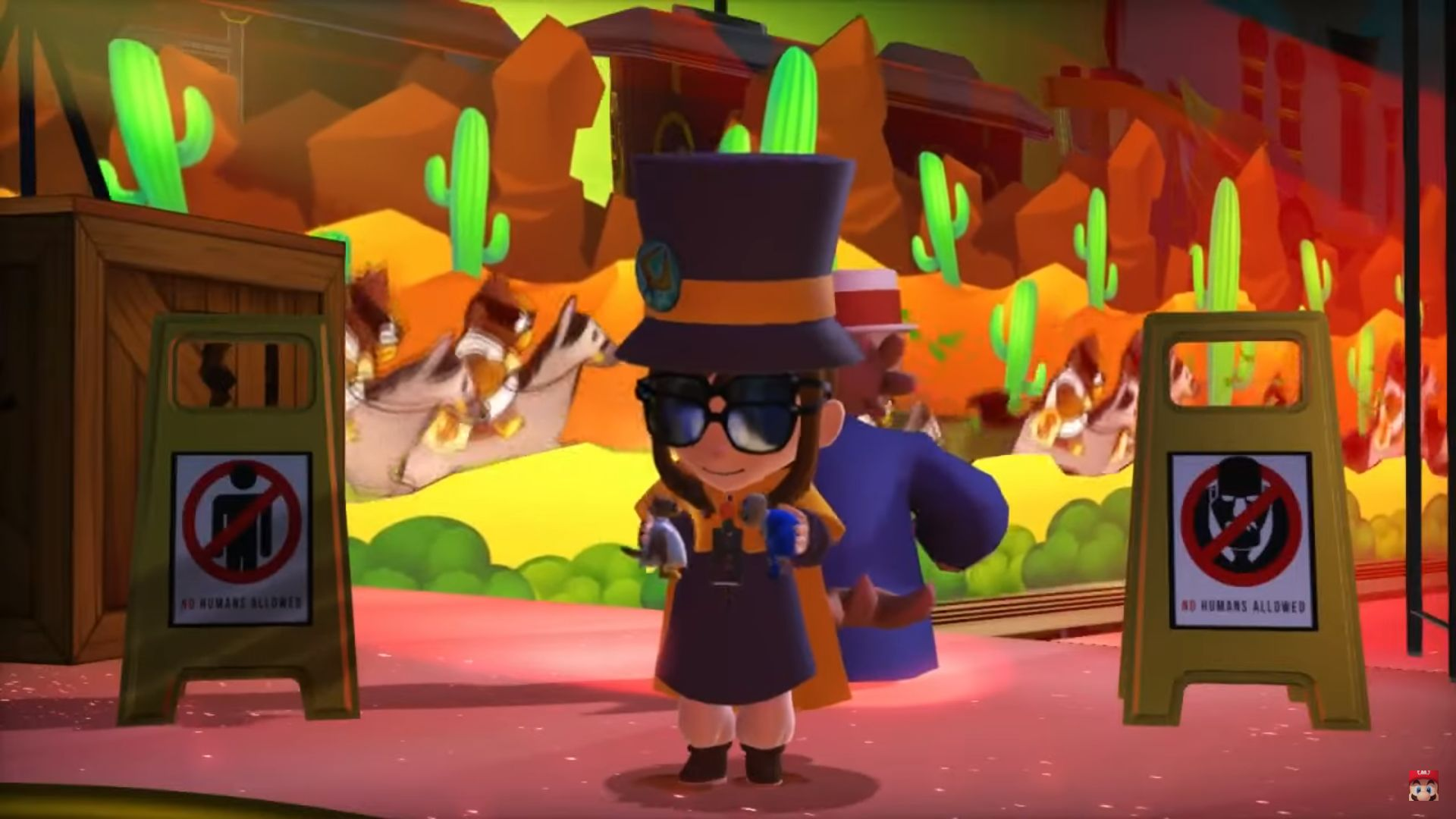 The Switch Version Of A Hat In Time Finally Gets A Release Date