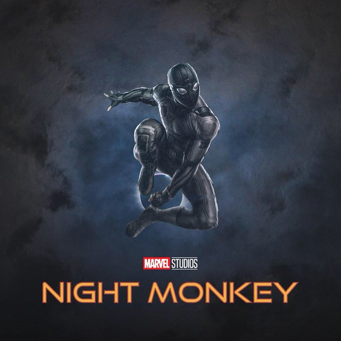 Image result for night monkey