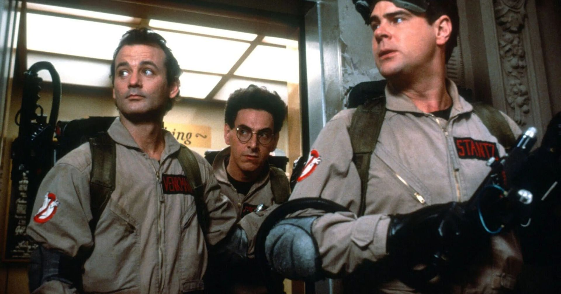Hasbro Now Has the Master Toy License for GHOSTBUSTERS