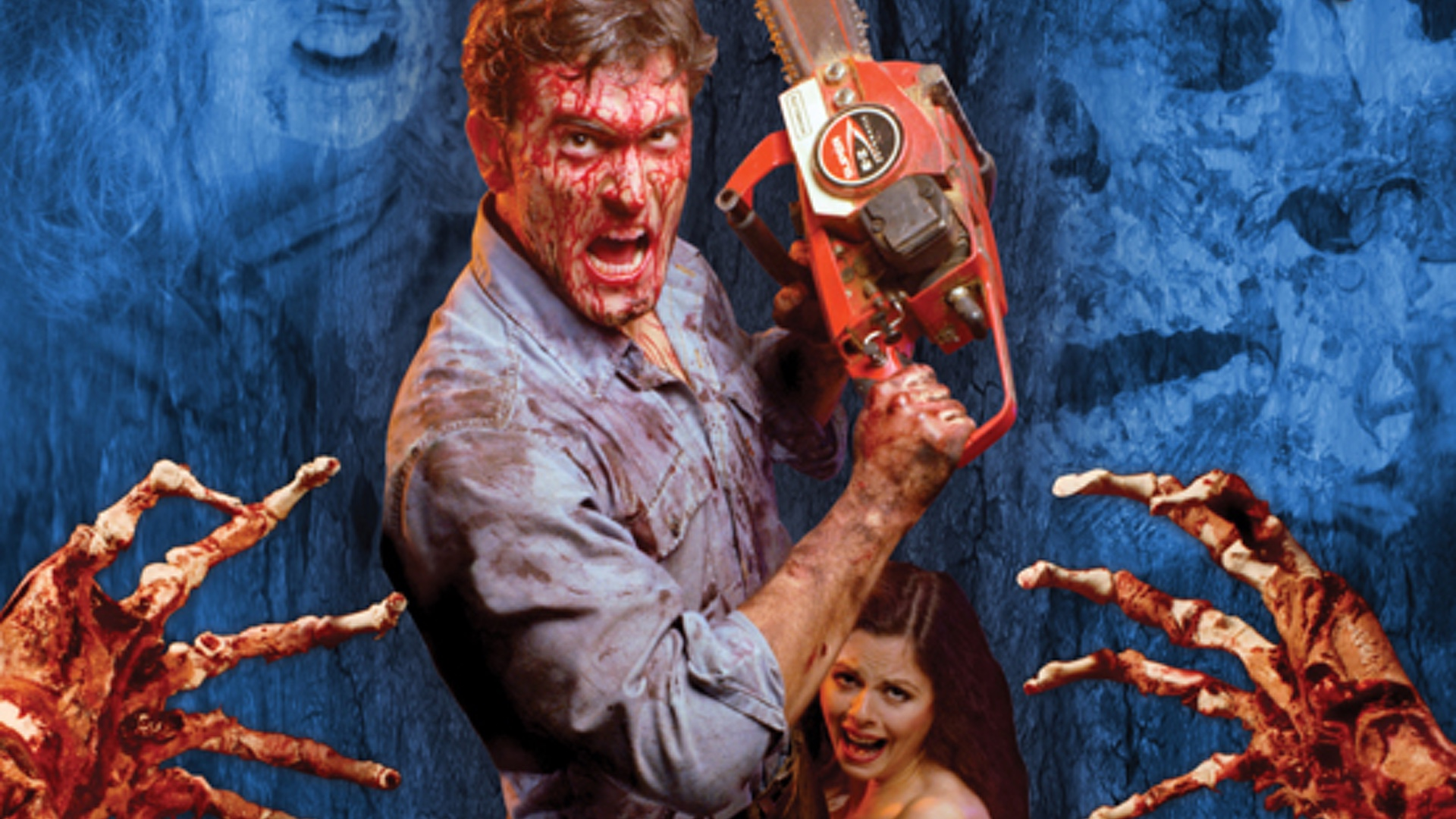 Sam Raimi's EVIL DEAD is Returning To Theaters With an All