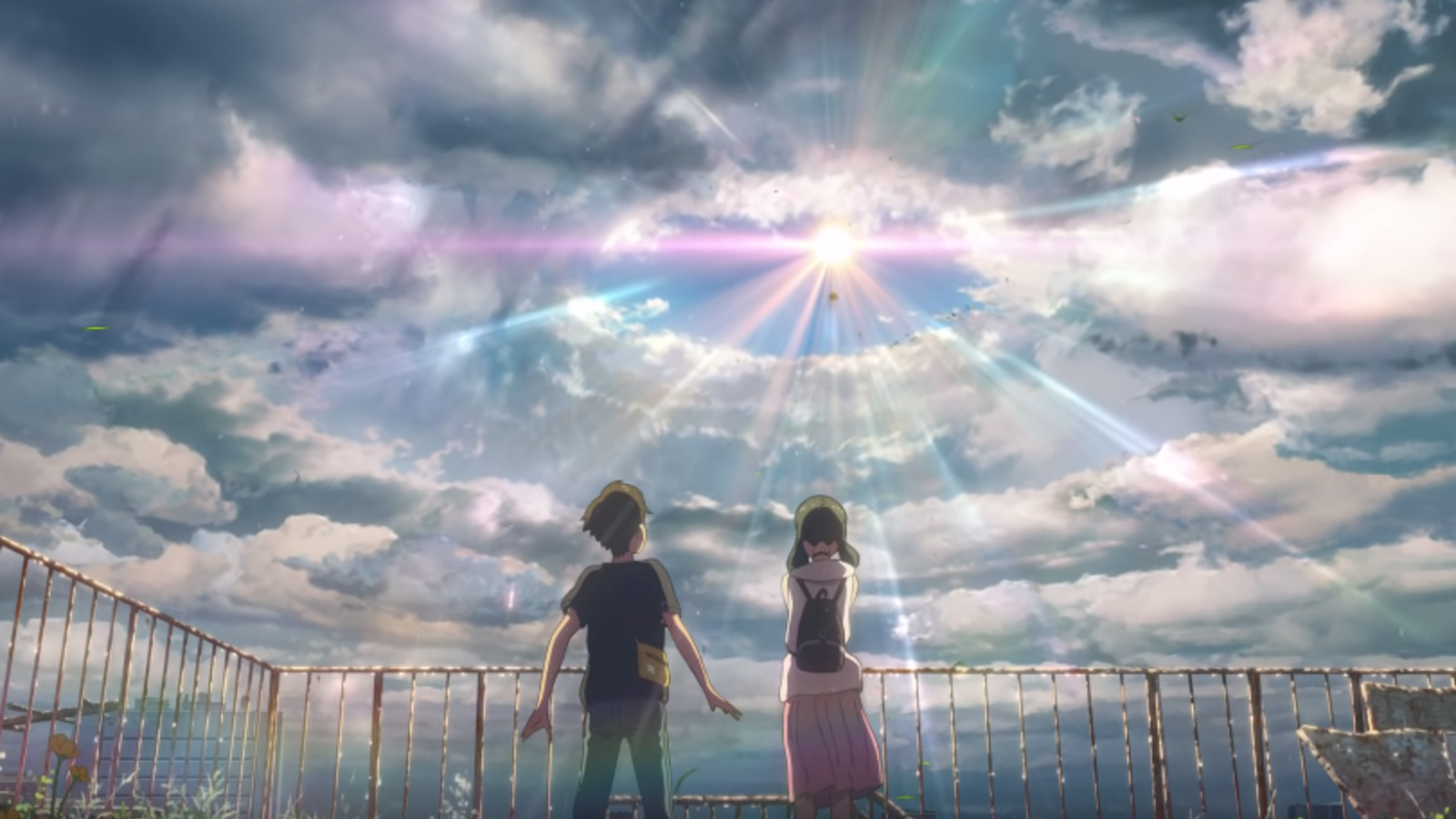 Japan S Weathering With You Is Country S First Anime Film In Over 20 Years To Be Up For International Film Oscar In 2020 Geektyrant