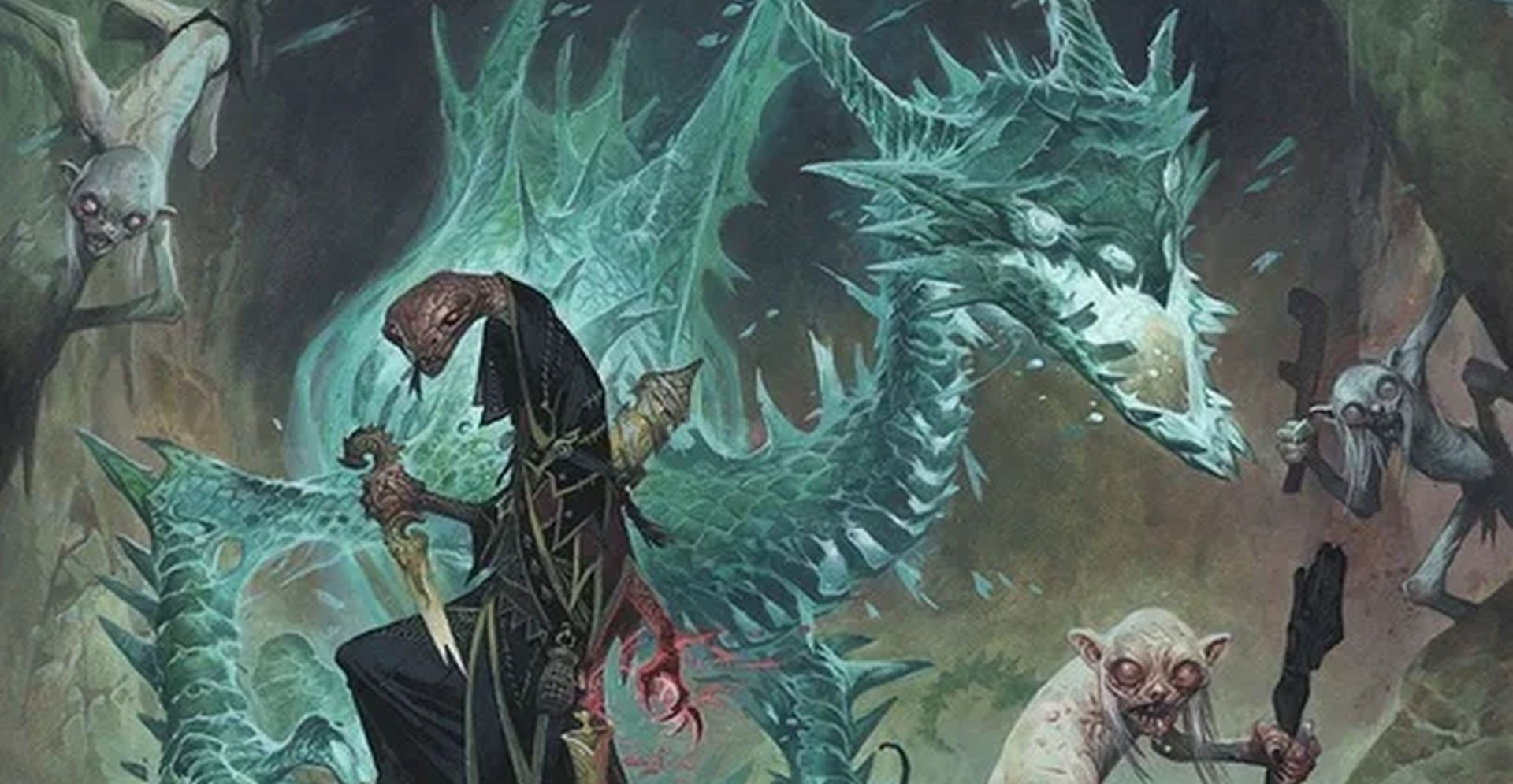 PATHFINDER BESTIARY 2 for PATHFINDER 2E is Set to Launch in