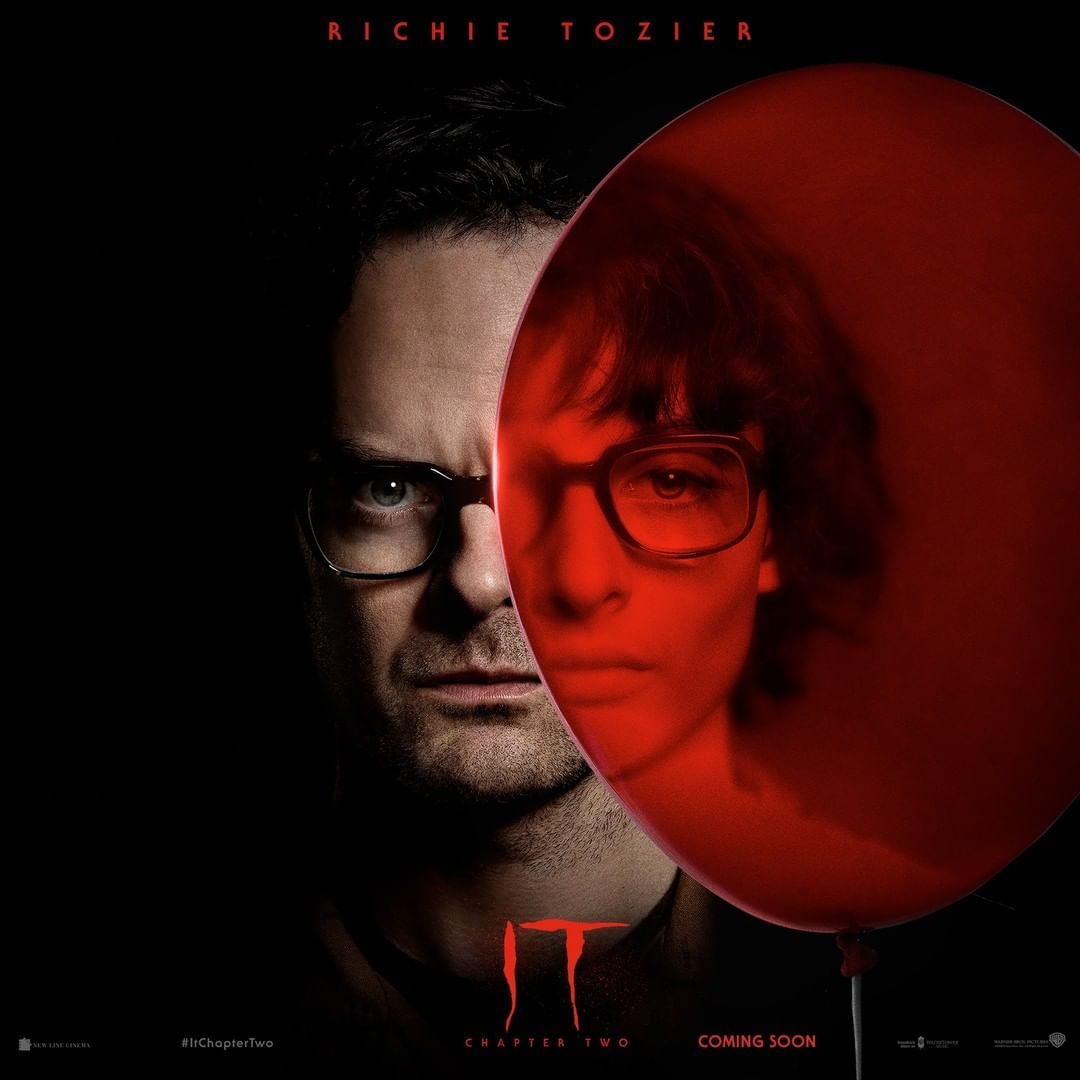 Character Posters For It Chapter 2 Feature The Losers Club