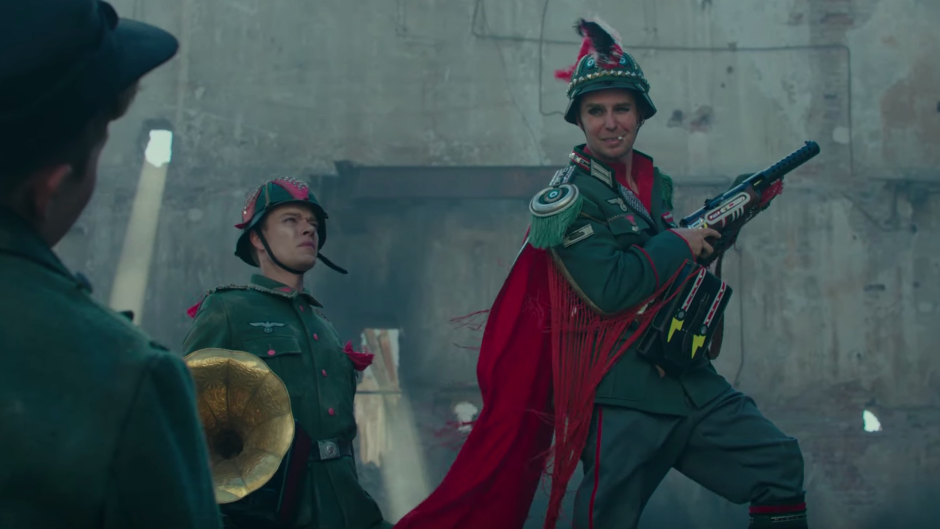 Jojo Rabbit Trailer >> Great New Trailer For Taika Waititi S World War Ii Satire