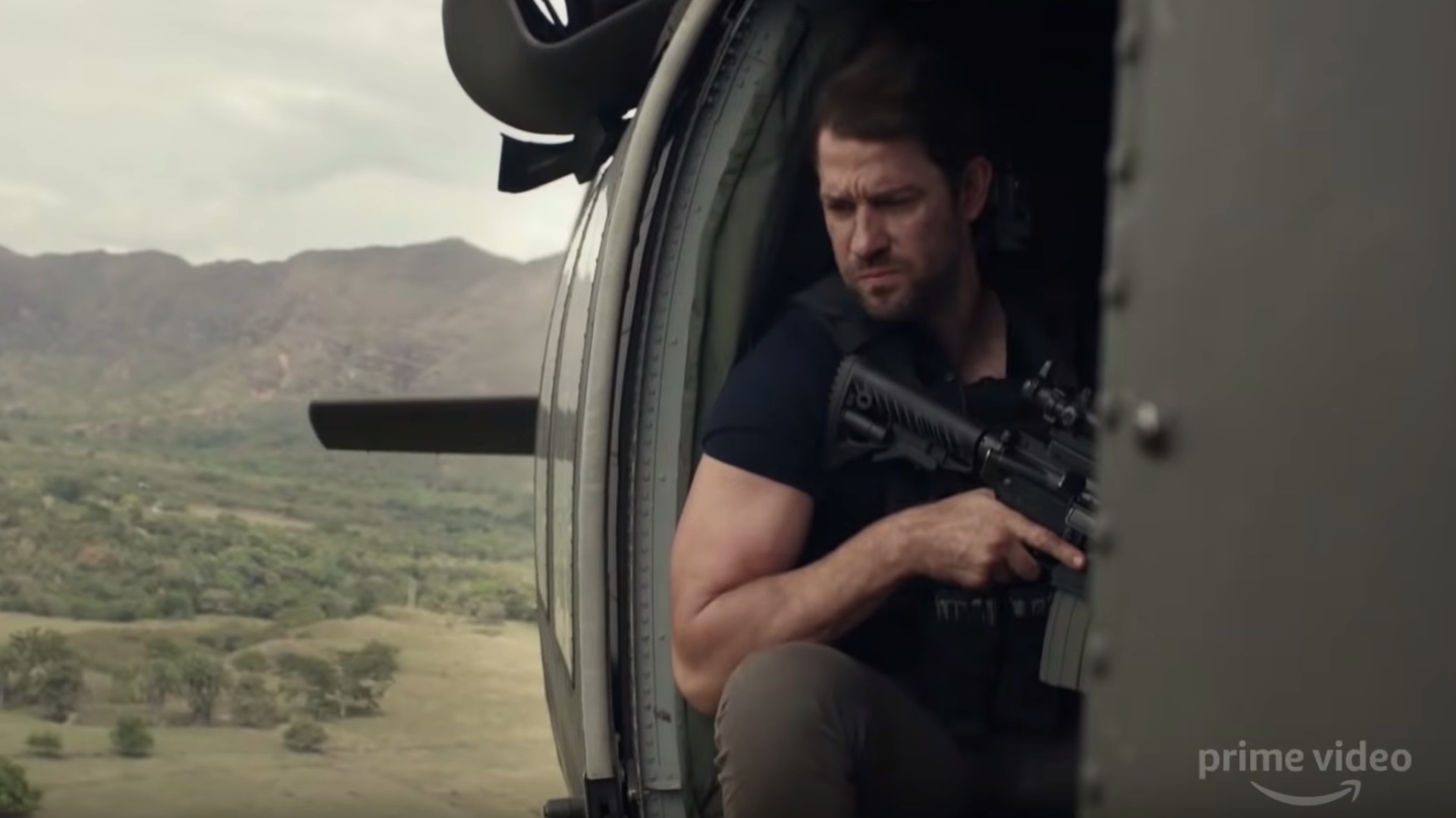 Amazon's Awesome JACK RYAN Series Gets a New Trailer and a
